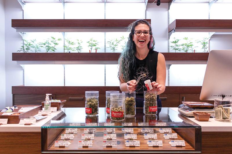 Hatvan év után átsorolják a kannabiszt - CK Medijuana