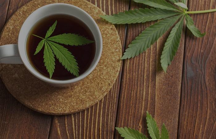 Így fogyaszd a CBD olajat teában - CK Medijuana
