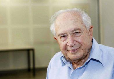 90 éves Dr. Mechoulam, a kannabiszkutatás atyja